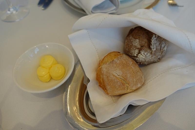 Bread, BOLSHOI Restaurant Review