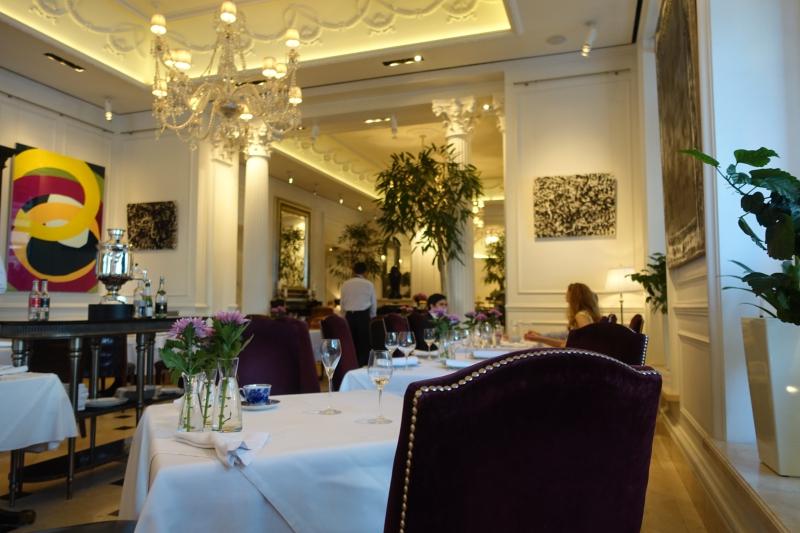 BOLSHOI Restaurant, Moscow Review