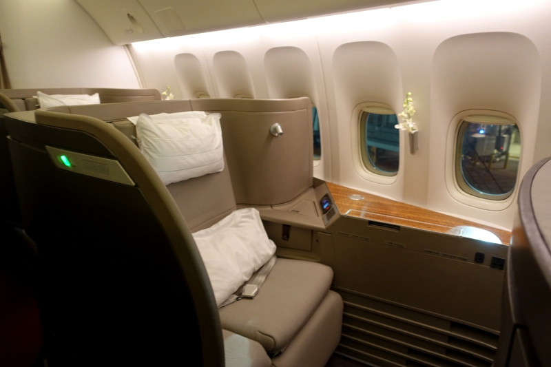 Cathay Pacific First Class: 6 Things I Love and 2 That I Don't