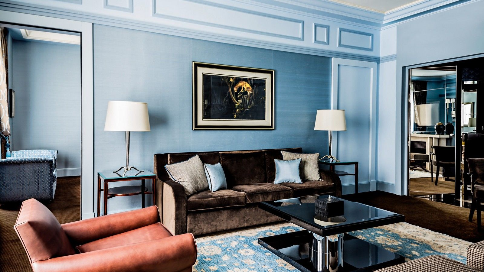 Prince de Galles Paris: Guaranteed Upgrade + 3rd Night Free Offer