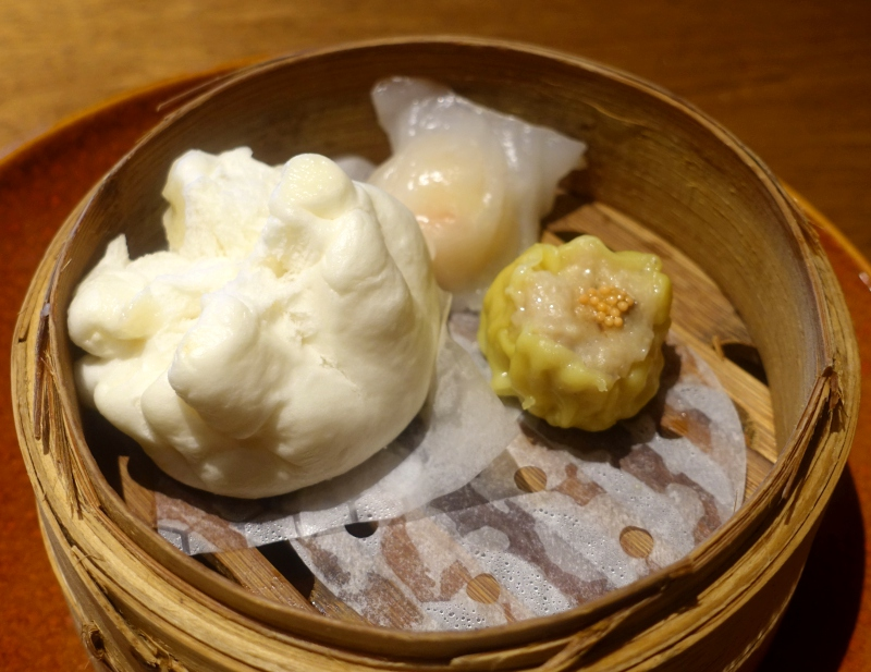 Dim Sum, The Pier First Class Lounge Review HKG
