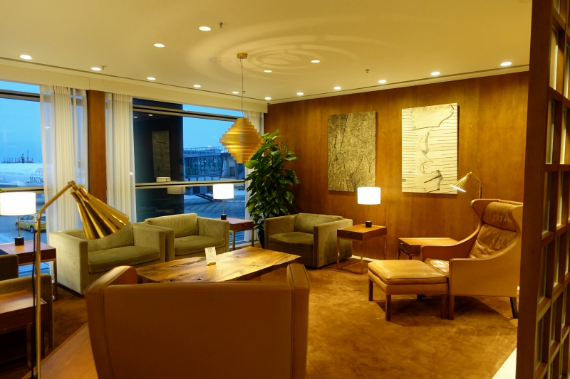 Review-Cathay The Pier First Class Lounge, HKG