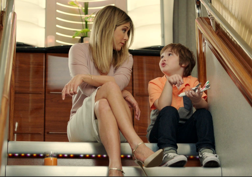 Emirates A380 New Jennifer Aniston Video Ad: Don't Try This On Your Flight