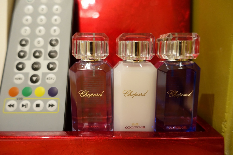 Chopard Bath Products, The Reverie Saigon Review