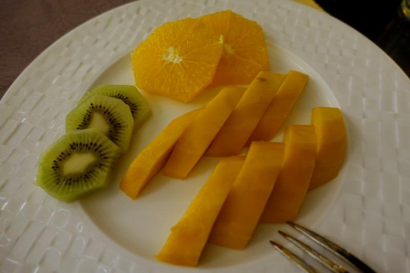 Fruit, Club Lounge, The Reverie Saigon Review