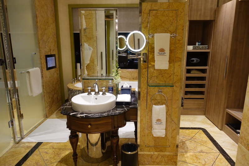 The Reverie Saigon Review-Bathroom