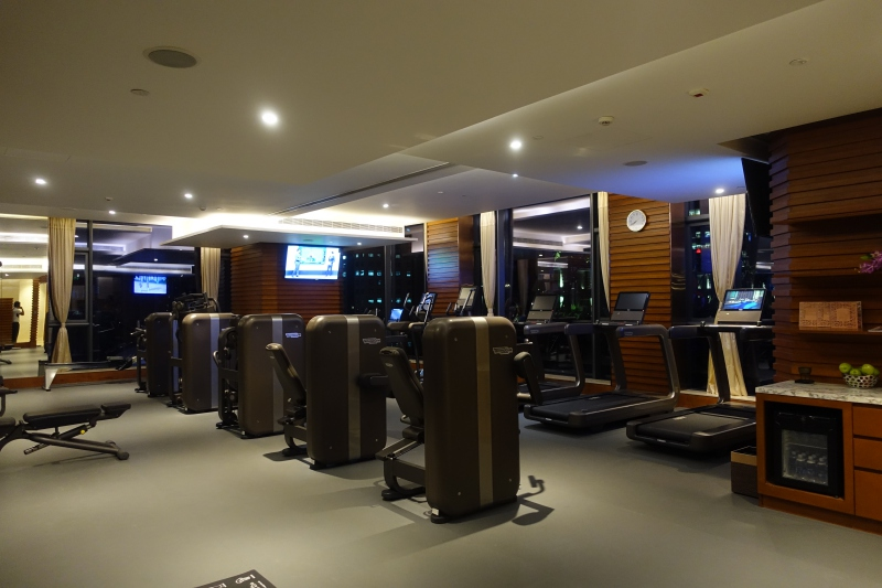 Fitness Center, The Reverie Saigon Review