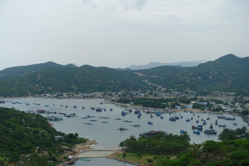 Vinh Hy Fishing Village Near Amanoi