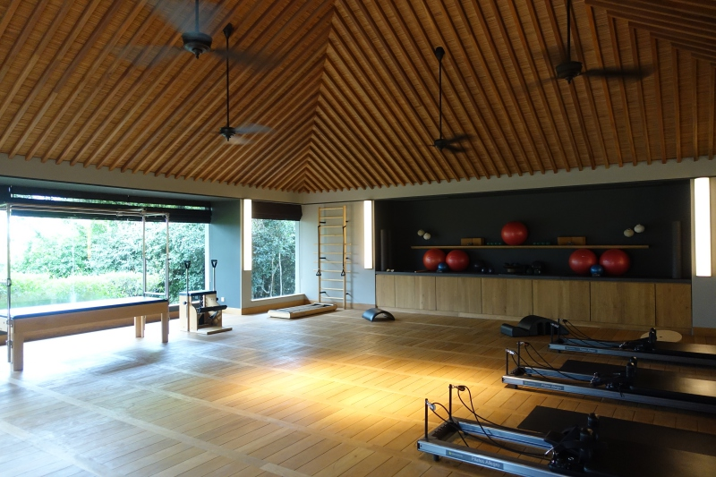Yoga and Pilates Studio, Amanoi Review