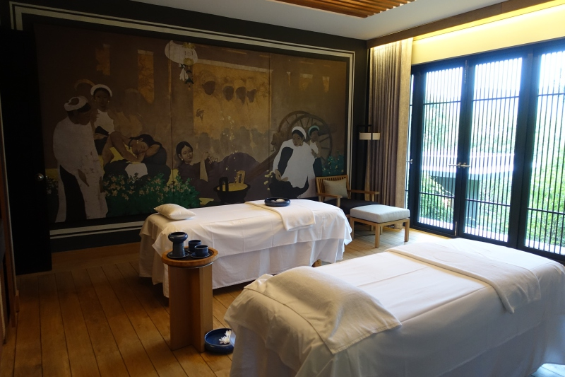 Spa Treatment Room, Amanoi Review