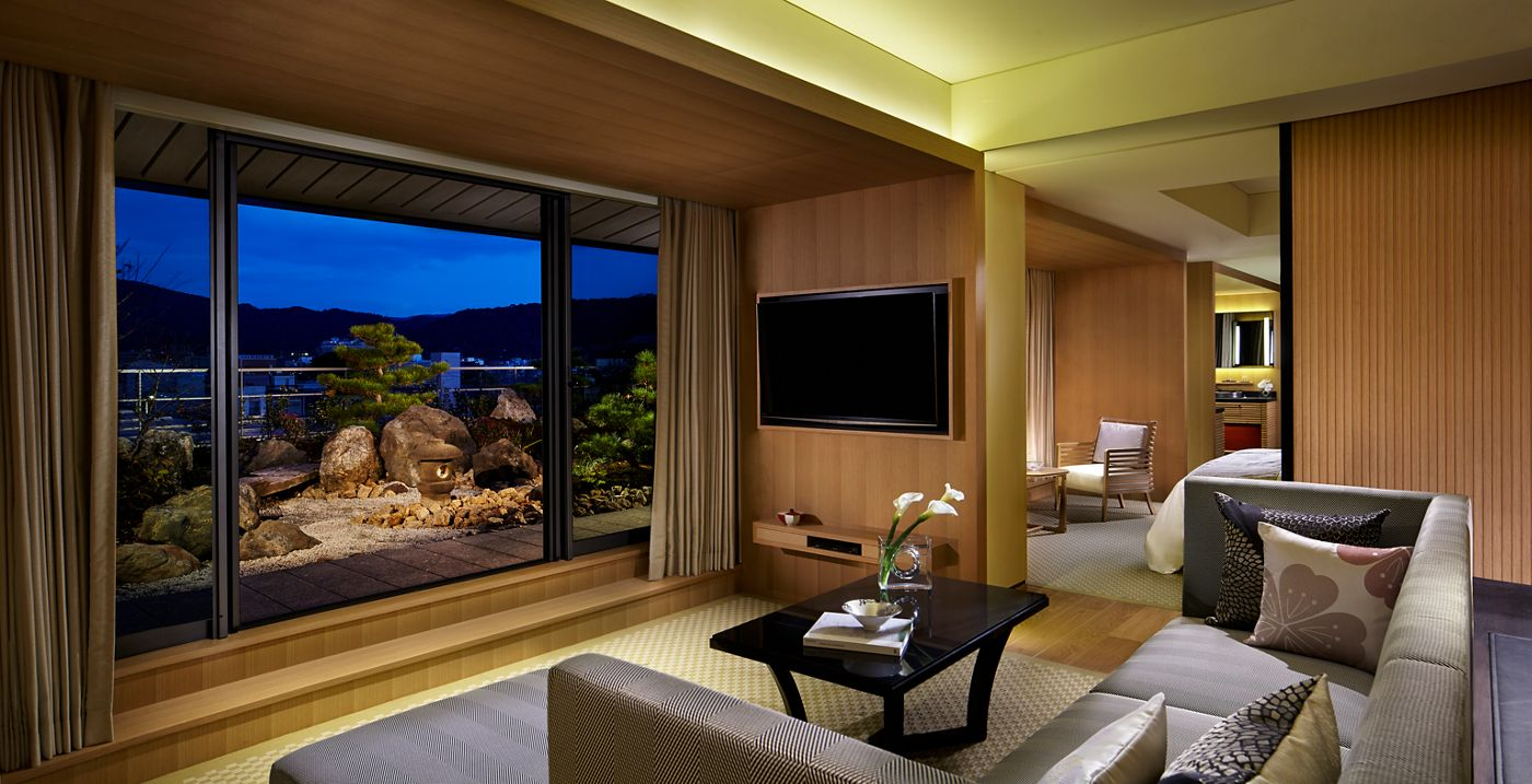 The Ritz-Carlton Kyoto: 4th Night Free + Virtuoso Benefits