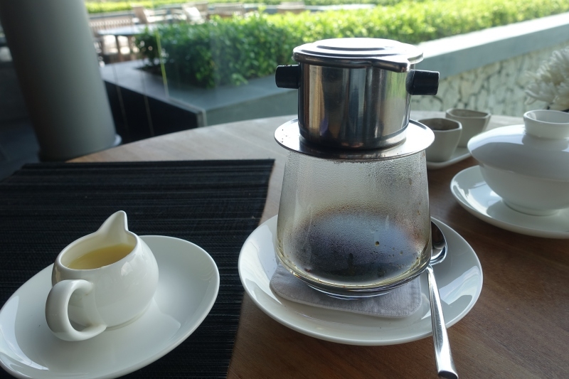 Amanoi Vietnamese Coffee Setup