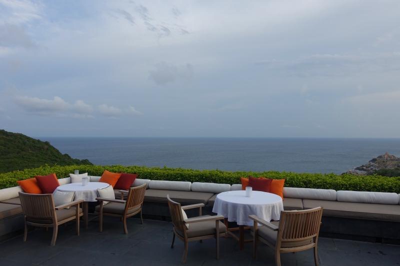 Amanoi Restaurant Review and Menu