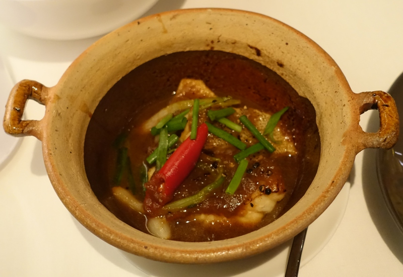 Clay Pot Grouper, Amanoi Dinner Review