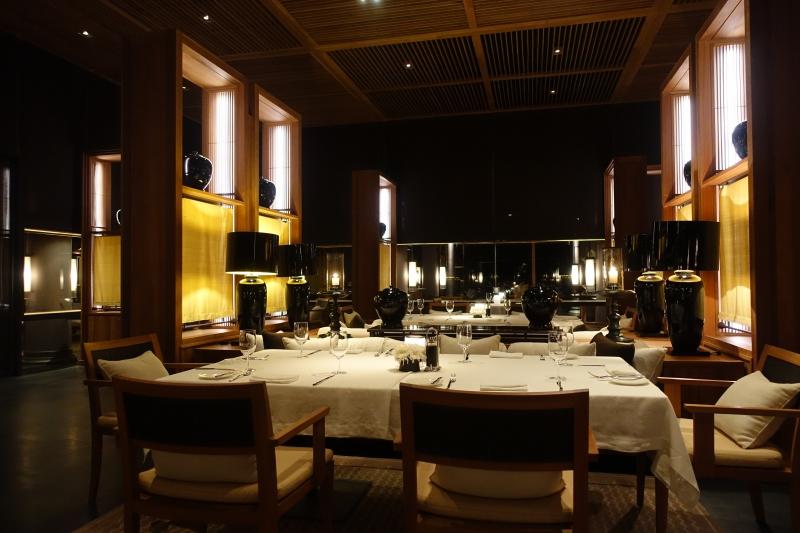 Amanoi Indoor Seating