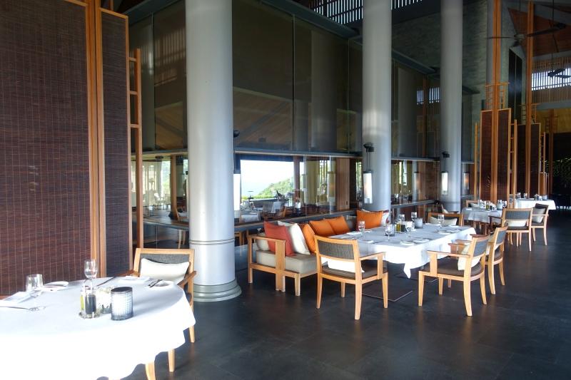 Amanoi Restaurant Review