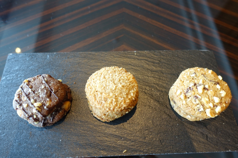 Cookies, The Ritz-Carlton Hong Kong Review