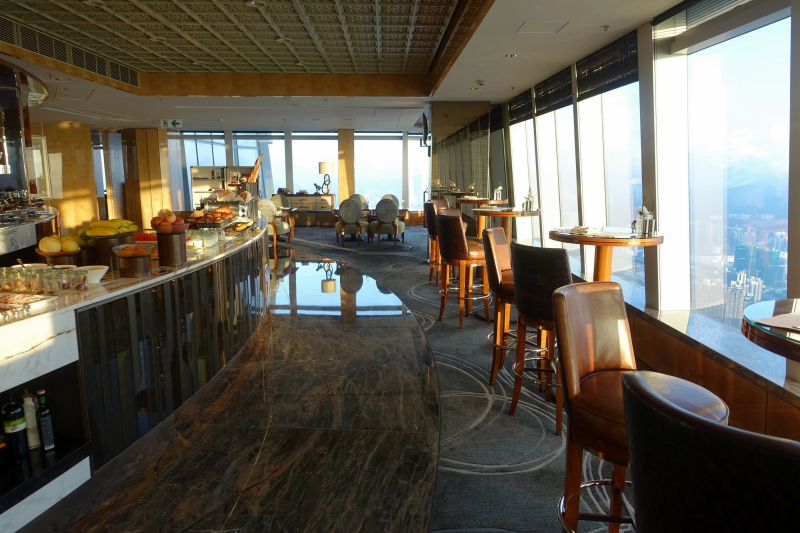 Club Lounge, The Ritz-Carlton Hong Kong Review