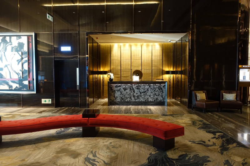 Concierge Desk, The Ritz-Carlton Hong Kong Review