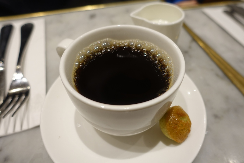 Coffee, Maison Kayser NYC Review