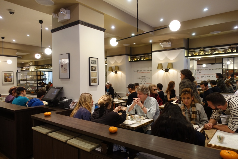 Maison Kayser NYC Brunch Review