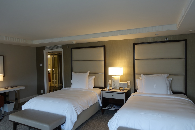 Grand Premier Room with 2 Double Beds, Four Seasons Washington, DC Review