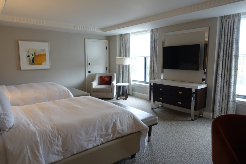 Grand Premier Room, Four Seasons Washington, DC Review