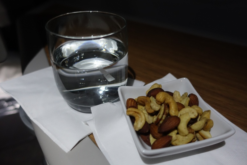Mixed Nuts, American First Class A321 Review