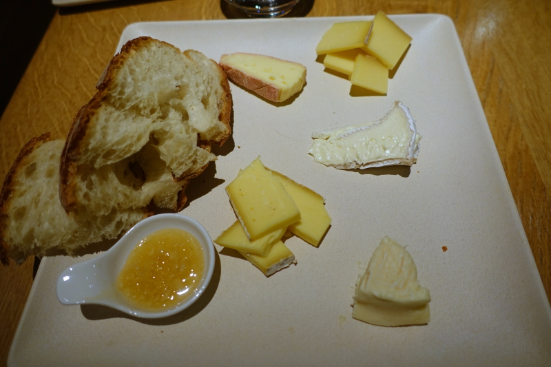 Cheese Plate, ENO Wine Bar, Georgetown Review