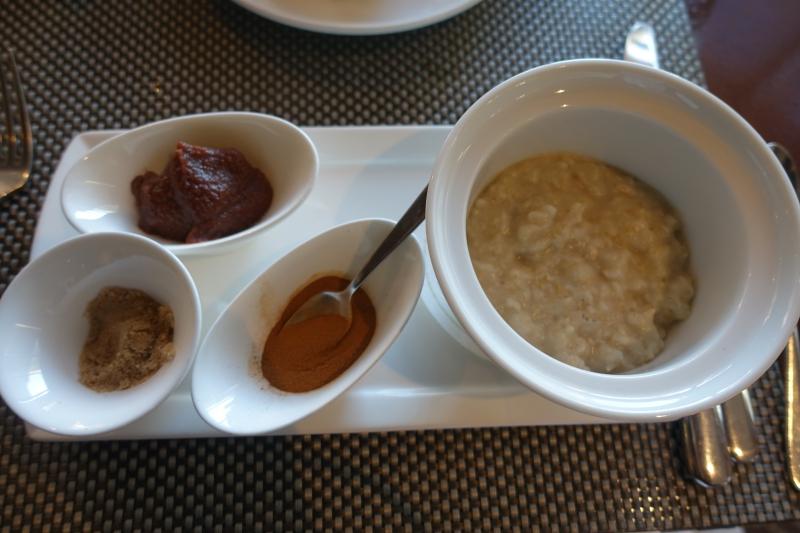 Kid's Oatmeal, Breakfast at Seasons, Four Seasons Washington DC Review