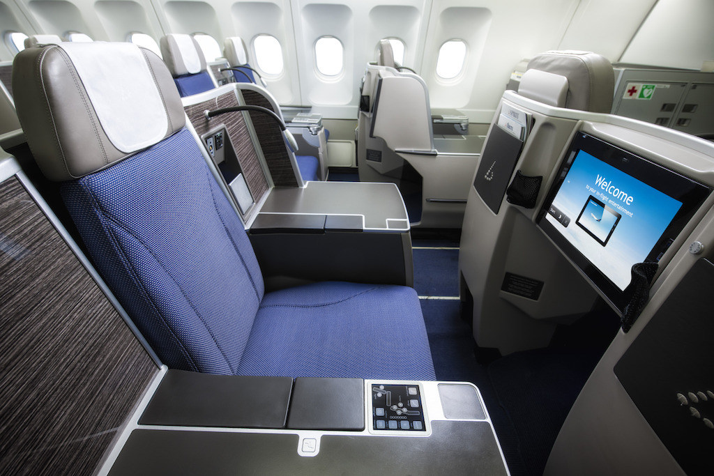 Book Brussels Airlines Business Class with Etihad Guest Miles