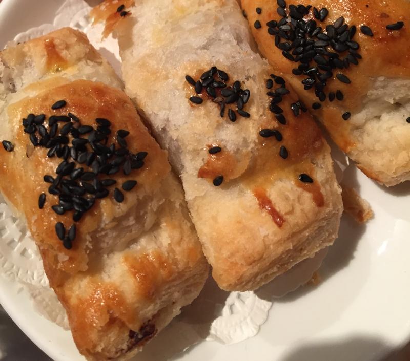 Char Siu Pork Pies, Dim Sum Go Go Review, NYC