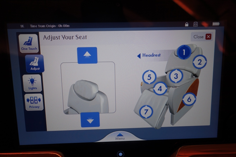 Touchscreen Controls