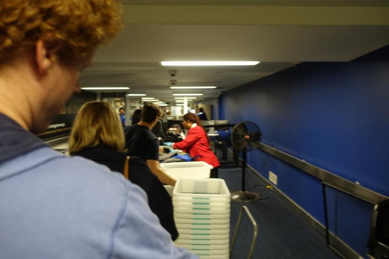 British Airways: TSA PreCheck Needed