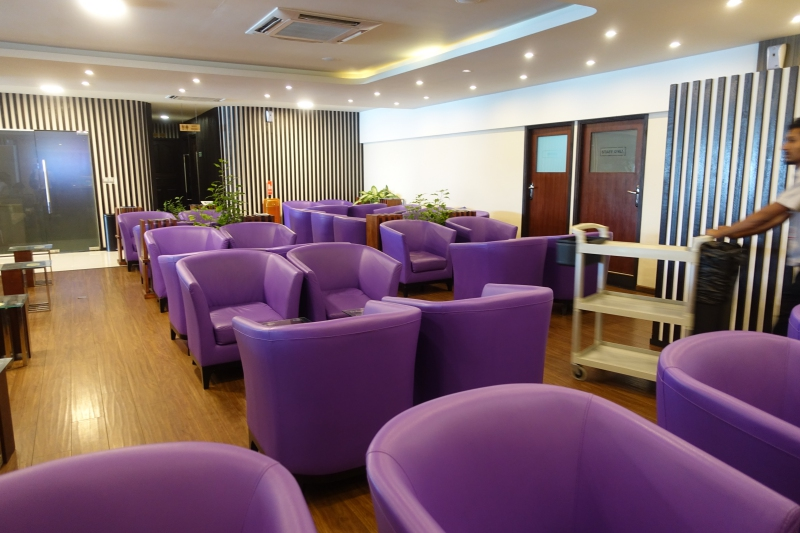 Moonimaa Lounge Review, Male Maldives