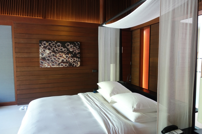 Park Pool Villa King Bed, Park Hyatt Maldives Review