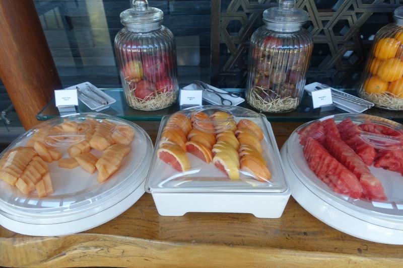 Park Hyatt Maldives Breakfast Buffet Review-Fruit