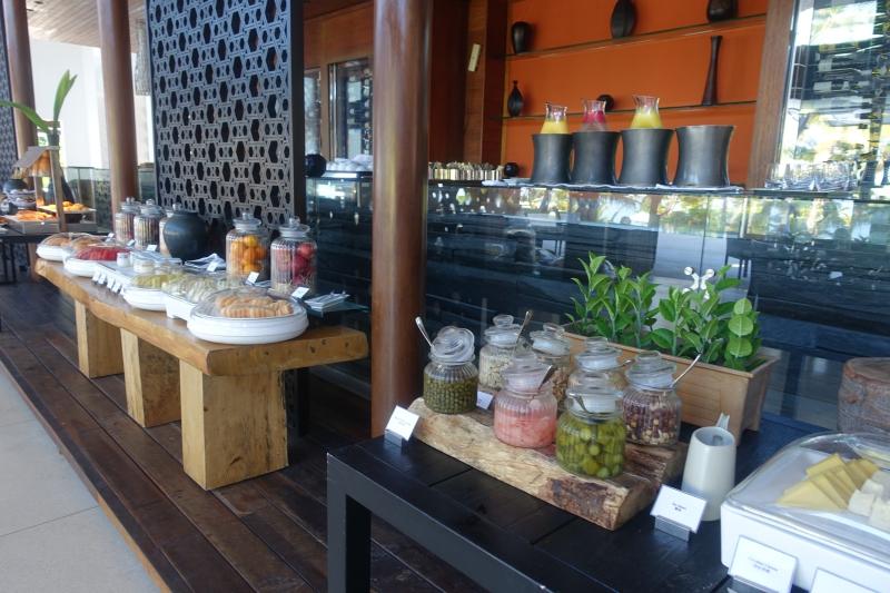Park Hyatt Maldives Breakfast Buffet