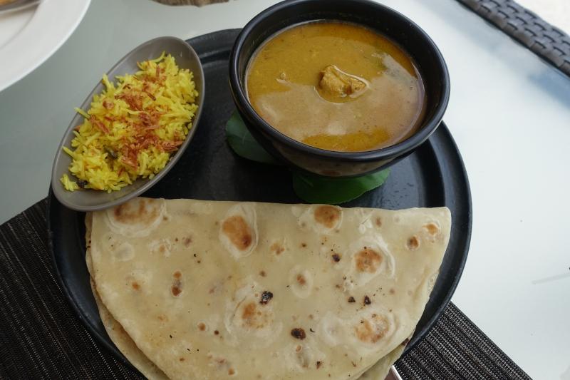 Maldivian Tuna Curry with Roshi, Park Hyatt Maldives Review
