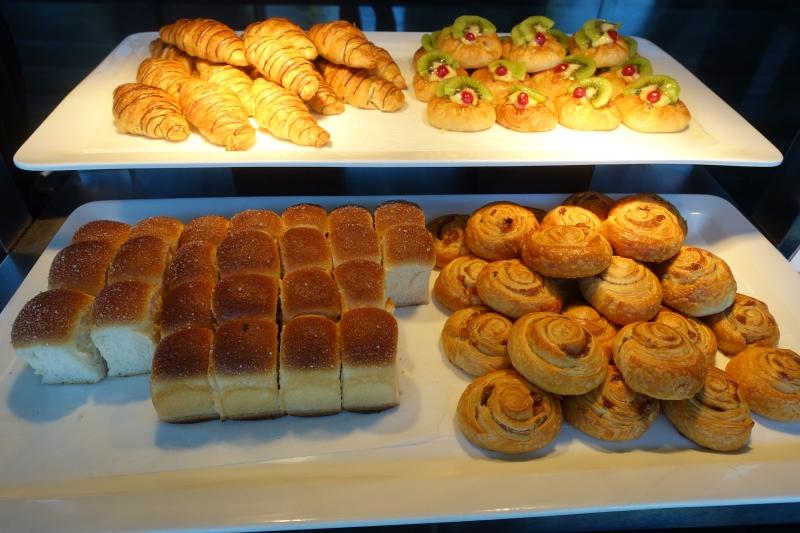 Pastries, Park Hyatt Maldives Breakfast Buffet