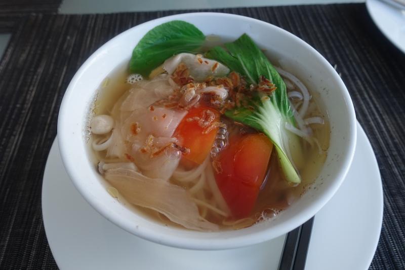 Vietnamese Noodle Soup, Park Hyatt Maldives Review