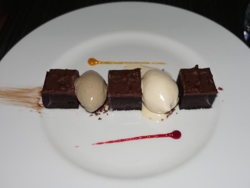 Dessert, Park Hyatt Maldives Review