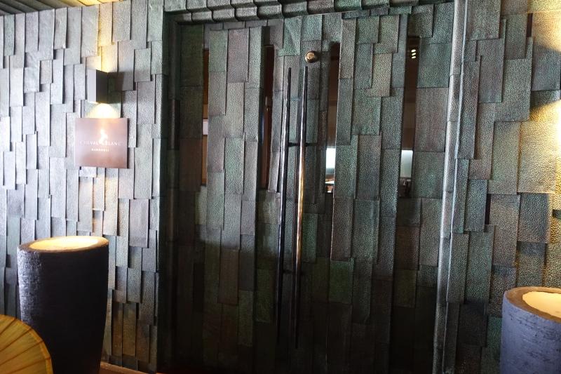 Entrance, Cheval Blanc Randheli Lounge Review