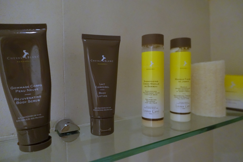 Cheval Blanc Randheli Shampoo and Conditioner