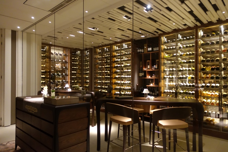 Wine, Le 1947 Restaurant, Cheval Blanc Randheli Review