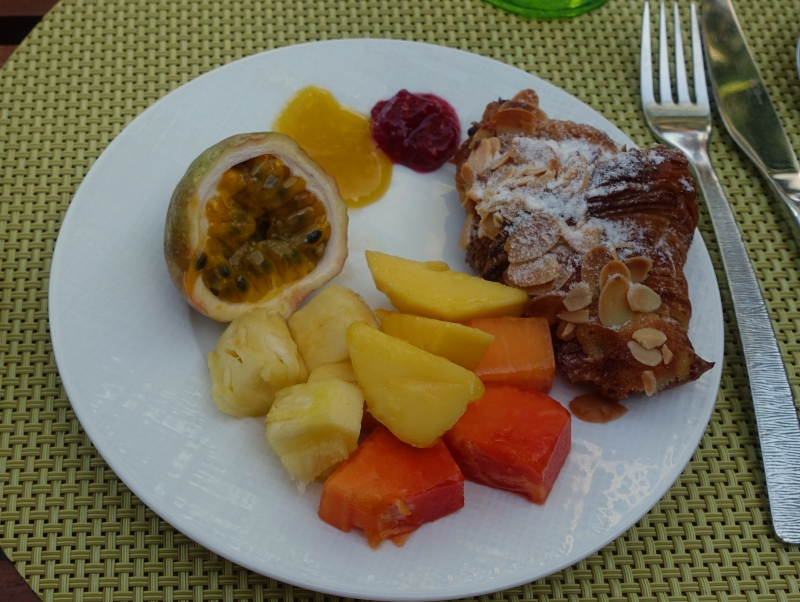 Cheval Blanc Randheli Breakfast Review