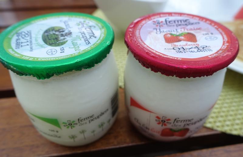 La Ferme des Peupliers Yogurt, Cheval Blanc Randheli Review