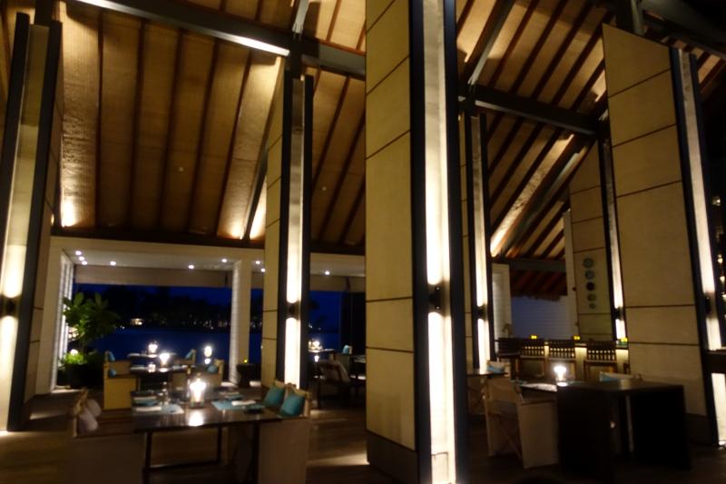The Deelani Restaurant, Cheval Blanc Randheli Review