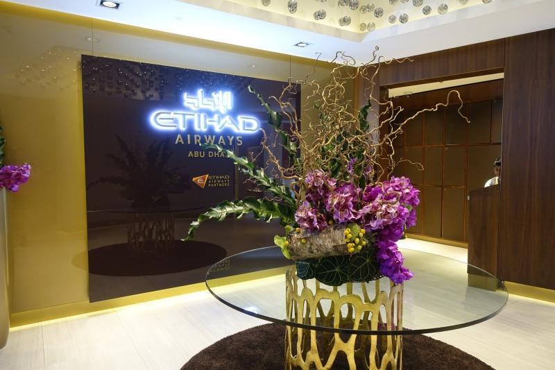 Review: Etihad First Class Lounge & Spa, Abu Dhabi