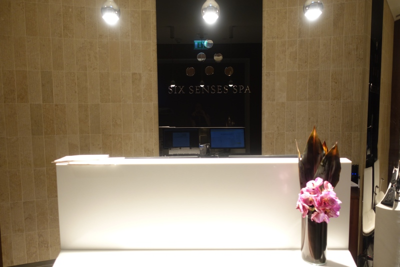 Six Senses Spa, Etihad First Class Lounge Abu Dhabi Review